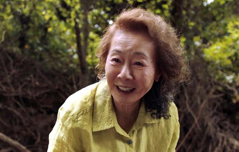 Yuh-Jung Youn isoäitinä.