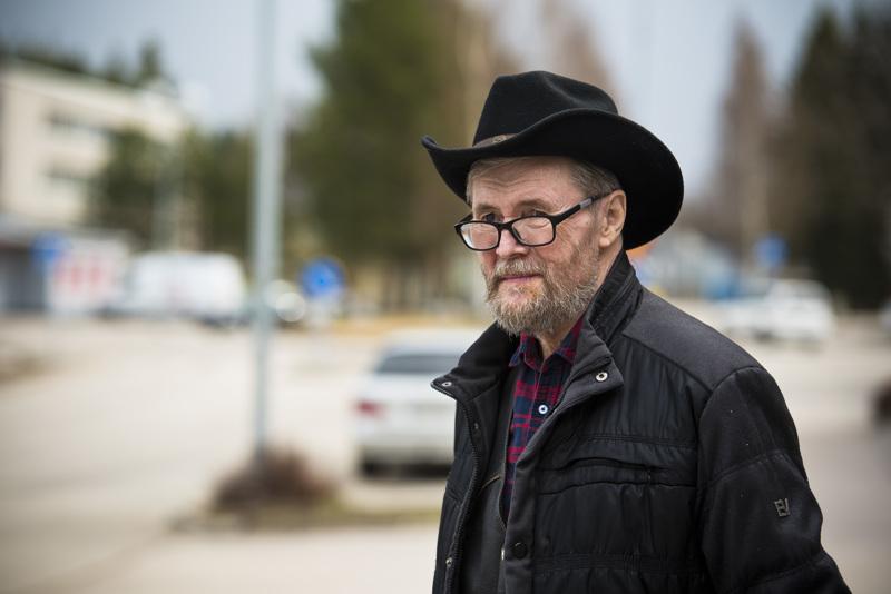 Kuntavaaliehdokas Taisto Hyvärinen kokee SDP:n omaksi puolueekseen, sillä se ajaa työväen asiaa.