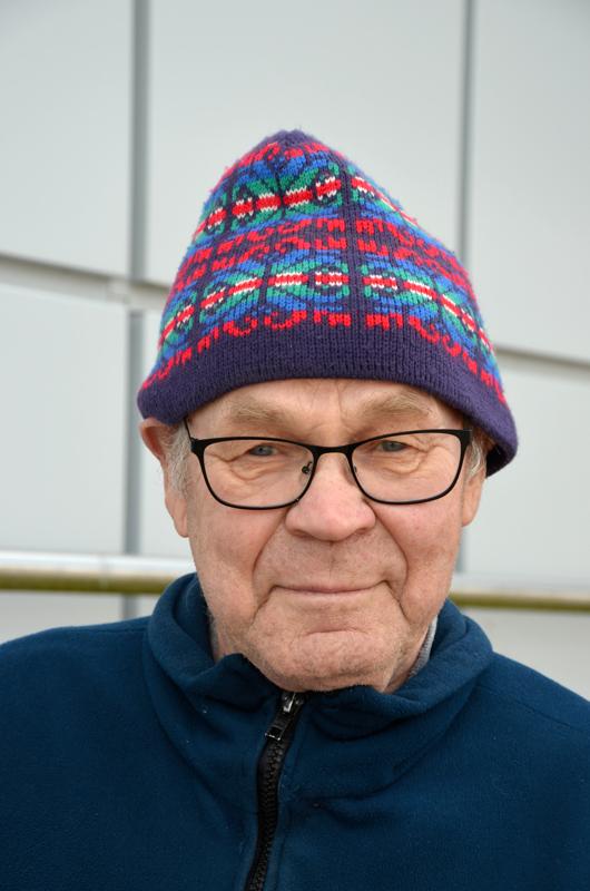 Veikko Kaitola, Toholampi- Ennen kun juostiin Juustolenkki, tyyni ja aurinkoinen oli paras. Enää ei ole väliä.