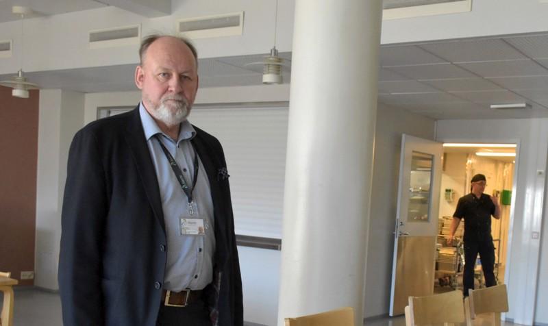 Håkan Forss on toiminut pietarsaarelaisen Alerten toimitusjohtajana yrityksen alusta saakka.