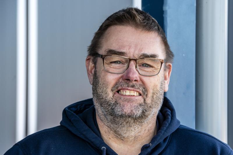 Hermeksen puheenjohtaja Petri Torkinlampi on ylpeä joukkueensa suorituksista päättyneellä kaudella.