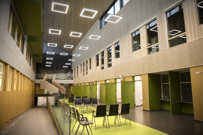 Myöskään Keski-Pohjanmaan keskussairaalan Nordlabin laboratoriossa ei täysin saavuteta tavoitetta toisen näytteenottopäivän vapaista ajoista.