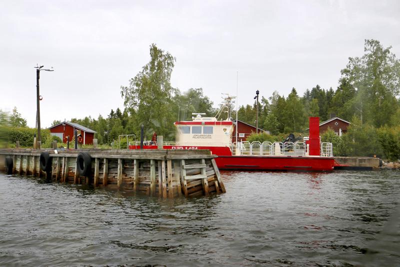 Pelastusjohtaja Jarmo Haapasen mukaan merellinen öljyntorjunta ja pelastustoiminta tehostuvat Kalajoella. Arkistokuva on kesältä 2018, jolloin Kalajoen asema oli vielä merivartioston käytössä.
