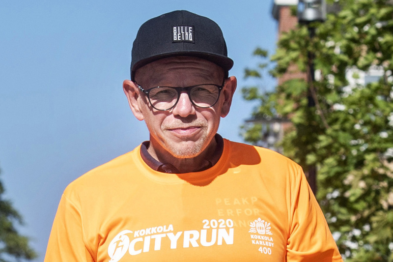 Keplin aluejohtaja Petri Harsunen uskoo Urheilukortin mahdollisuuksiin.