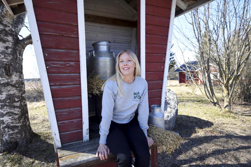 Mö Foods Oy:n toimitusjohtaja Annamari Jukkola yllättyi positiivisesti sijoituskierroksen tuloksista.