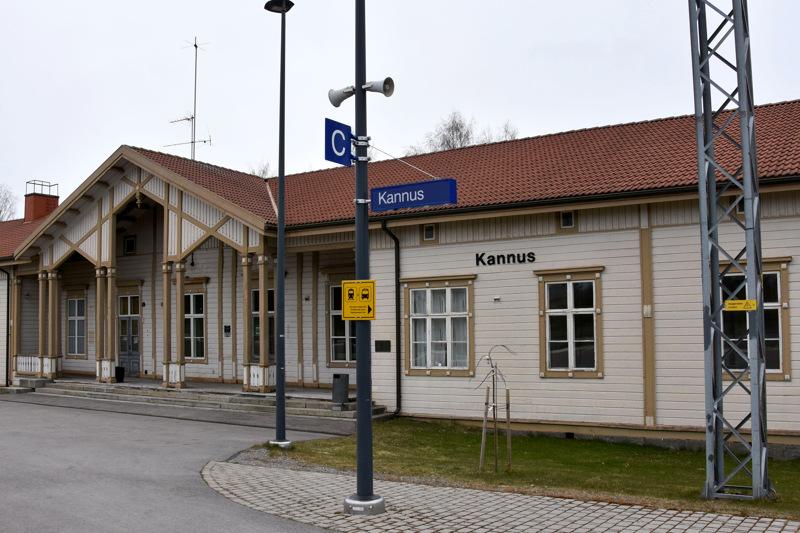 IC 51 alkaa jälleen pysähtyä Kannuksen rautatieasemalla 16. elokuuta alkaen.
