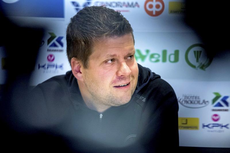 KPV:n päävalmentaja Niko Kalliokoski on henkeen ja vereen KPV:n mies, jonka pelaajauran huippu toteutui parikymppisenä Jarossa.
