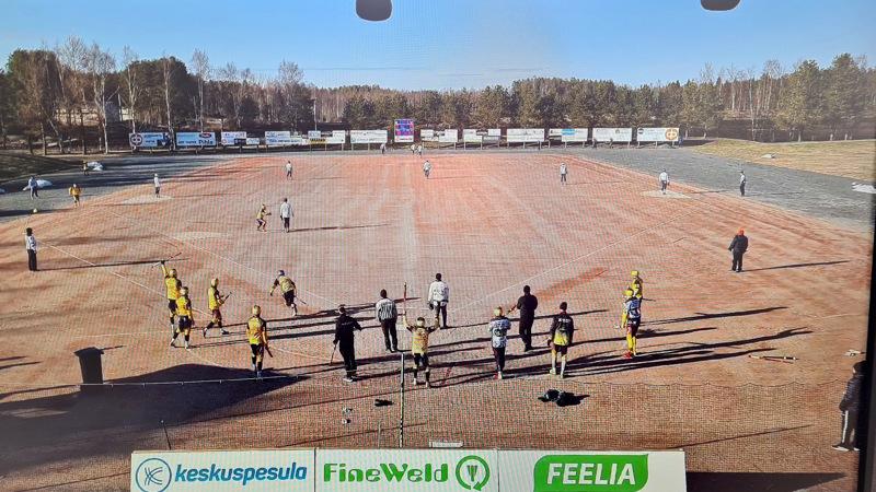 Kannus ja Simo pelaavat tänään kello 15 alkaen. Lestijoki ja Keskipohjanmaa tarjoavat ottelun myös striimattuna.