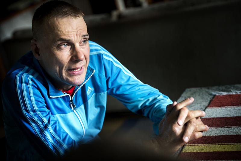 Nivalalainen Teppo Polvi keräsi mukavasti pisteitä Tokion paralympiarankingiin.