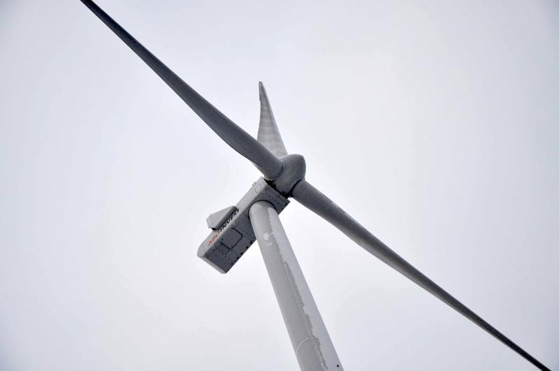 Hautakangas Wind Oy suunnittelee Oulaisten ja Haapaveden eteläosaan noin 40 myllyn tuulivoimapuistoa.