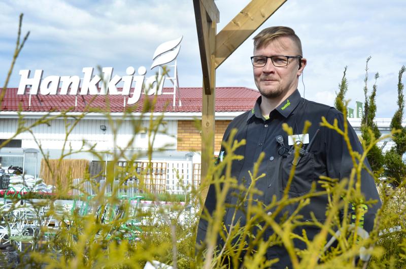Uuden Hankkijan avautuminen on Vesa Happosellekin uusi haaste ja opettavainen kokemus.