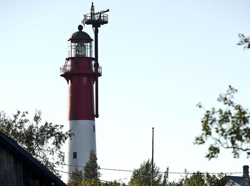 Tankkarin majakkasaari on yksi merkittävä matkailukohde Kokkolan edustalla.