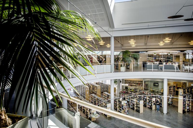 Kokkolan kirjastoihin pääsee jälleen tiistaista lähtien.