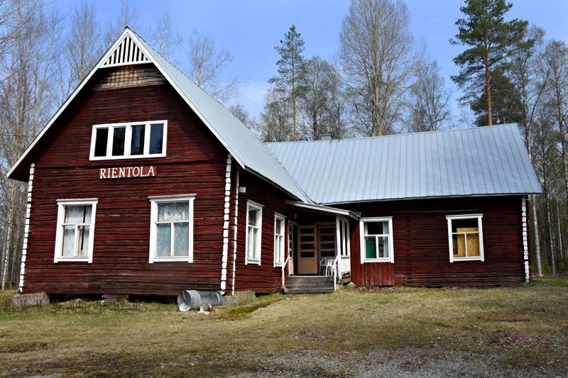 Rientola on toiminut Ollalan kokoontumispaikkana pian sadan vuoden ajan.