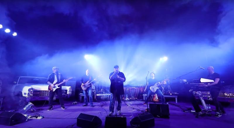 Edellinen eli kuudes Koronalive-konsertti striimattiin Hiekkasärkät Areenalta 3.4.
