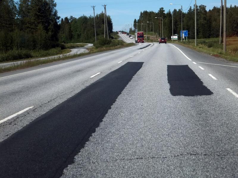 Myös Kruunupyyn alueelle laaditaan suunnitelmaa uusista ohituskaistoista.