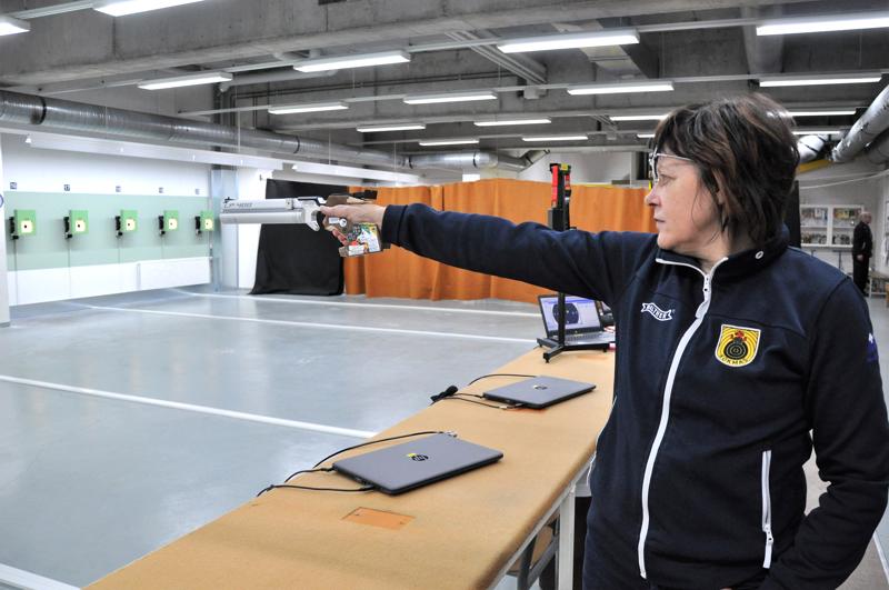 Ritva Karri sijoittui 36:nneksi EM-kisassa.