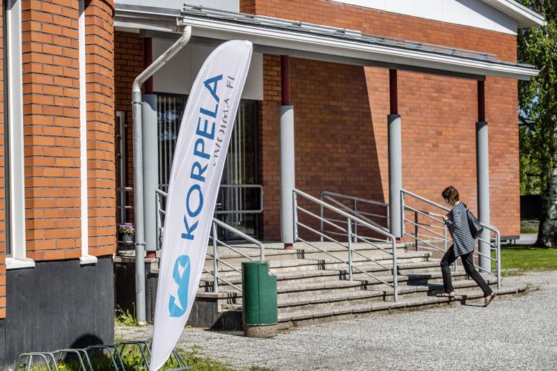Korpelan Voiman yhtymäkokous kokoontui perjantaina Kannuksessa.