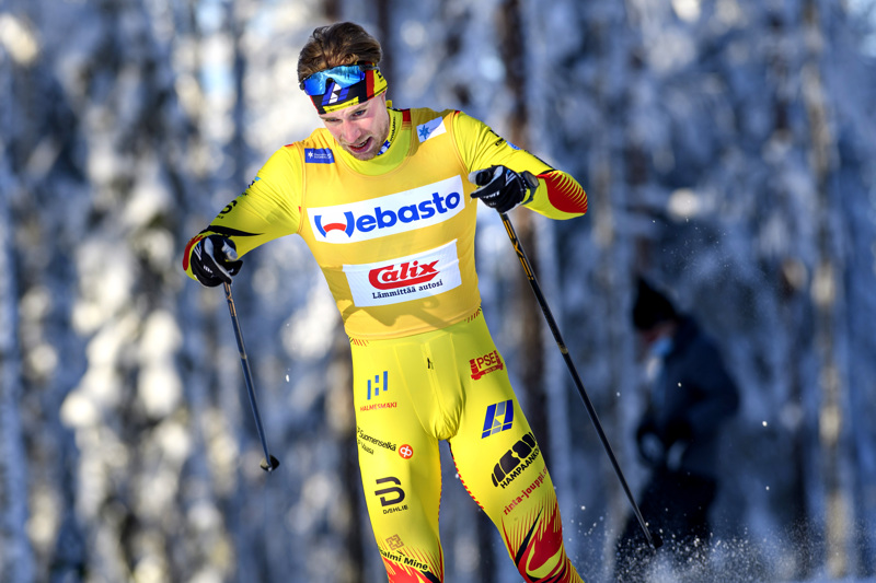 Pohti Ski Teamia edustava MM-mitalisti Joni Mäki sai 20 000 euron apurahan.