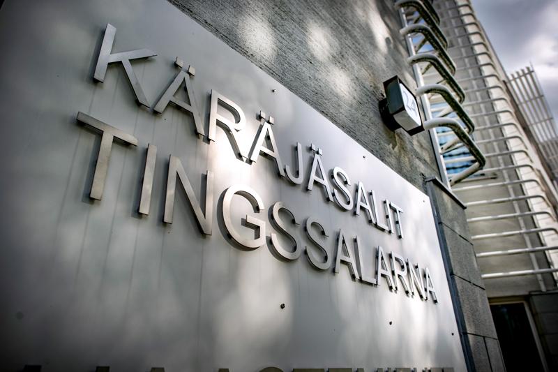 Kuljettaja ei totellut poliisin pysähtymiskäskyä Kannuksessa viime vuonna. Tapausta käsiteltiin Pohjanmaan käräjäoikeudessa Kokkolan yksikössä.