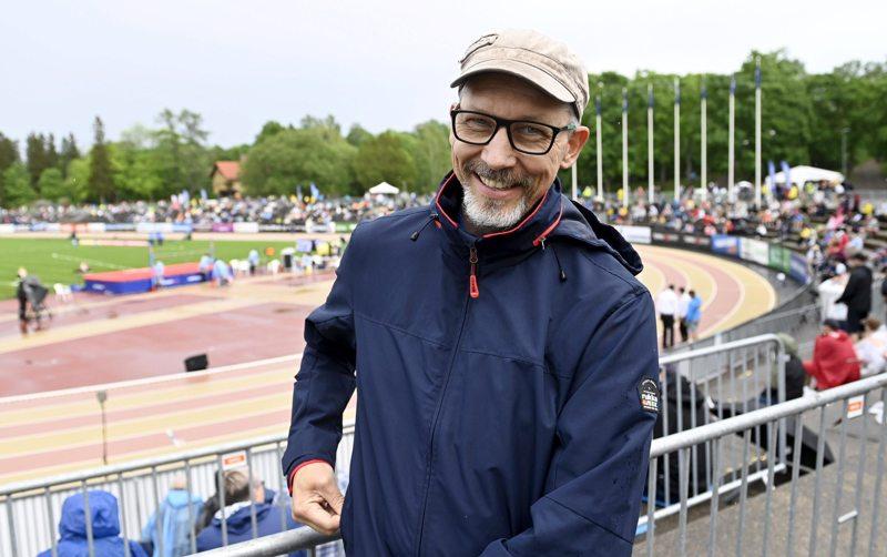 Kalajoelta lähtöisin oleva Antti Haapakoski on valmentanut Elmo Lakan ennätysvireeseen tällä kaudella.