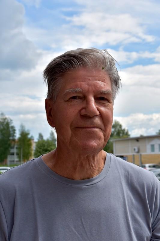 Antti Purasmaa, Jyväskylä- Kyllä, ennakkoon kävin äänestämässä.