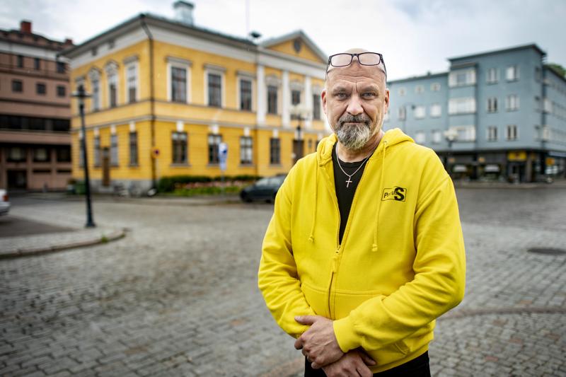 Mauri Peltokangas olisi toivonut Jussi Halla-ahon jatkavan perussuomalaisten johdossa.