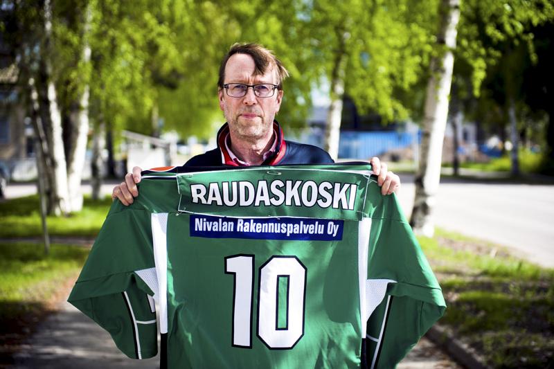 Vasemmistoliiton Eero Raudaskoski nappasi 83 ääntä ja uusi valtuustopaikkansa.