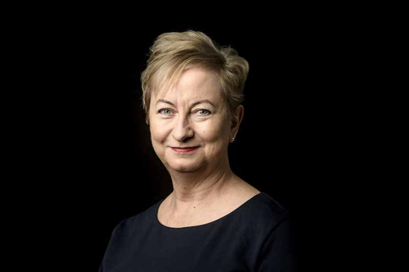 Tiina Ojutkangas Päätoimittaja Kolumnikuva  20181103 Keski-Pohjanmaan kirjapaino Oyj Jukka Lehojärvi