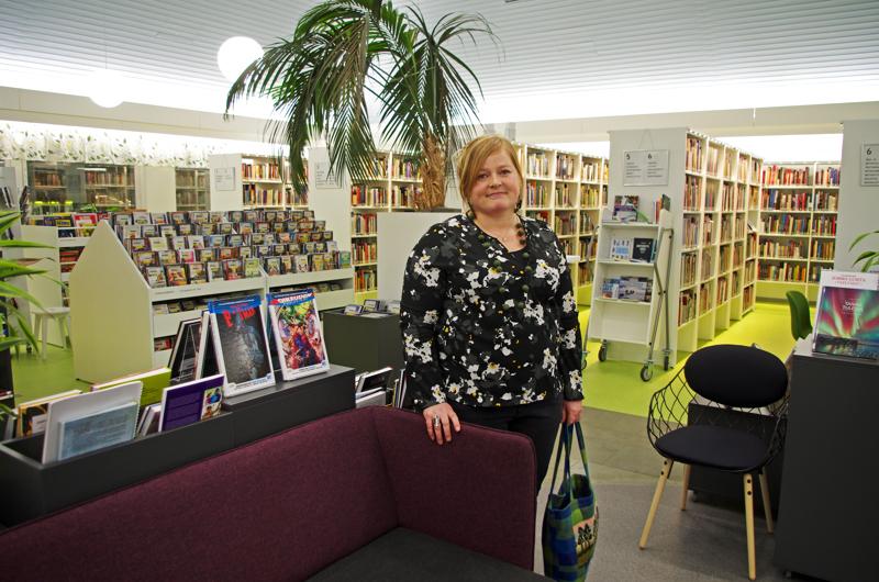 Vihreiden Hanne Kokko jatkaa Nivalan kaupunginvaltuustossa myös tulevalla kaudella.