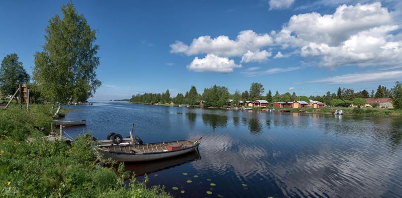 Kesäinen Lestijokisuu.