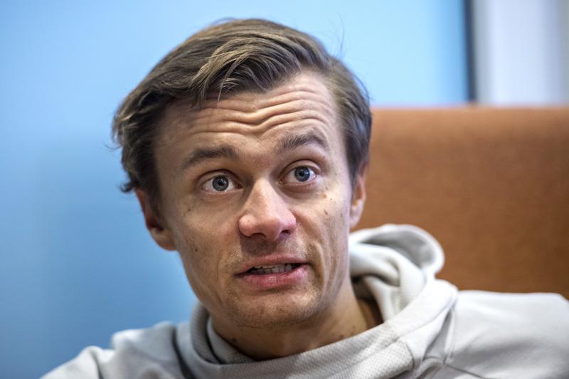 Tommi Martikainen on tällä kertaa vain valmentajan roolissa pyöräilyn SM-kisoissa.