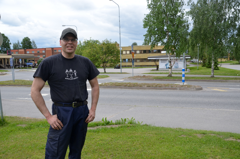 Äänikuningas. Timo Pajala lähti mukaan kunnallispolitiikkaan ja sai heti äänivyöryn.