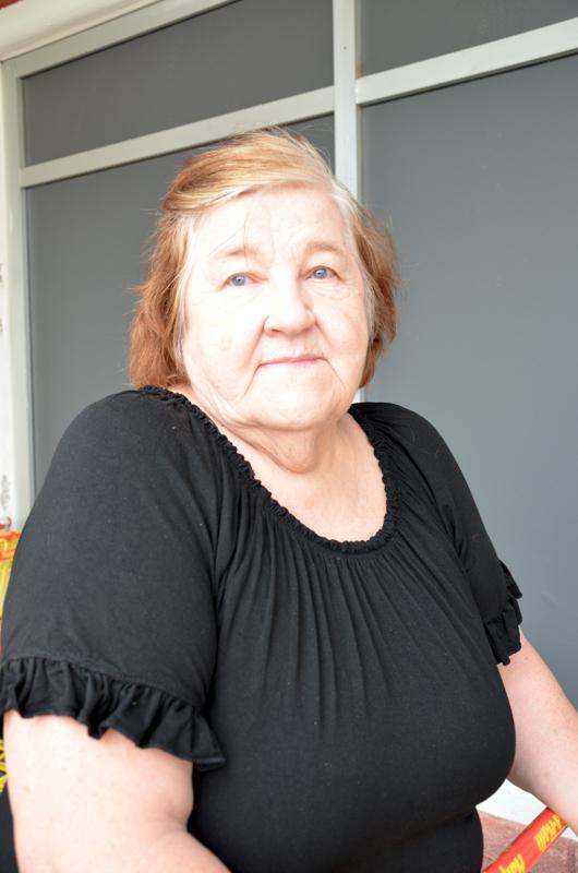 Anja Jokela, Kannus- Tyttärentyttären valmistujaisissa juhannusaattona.