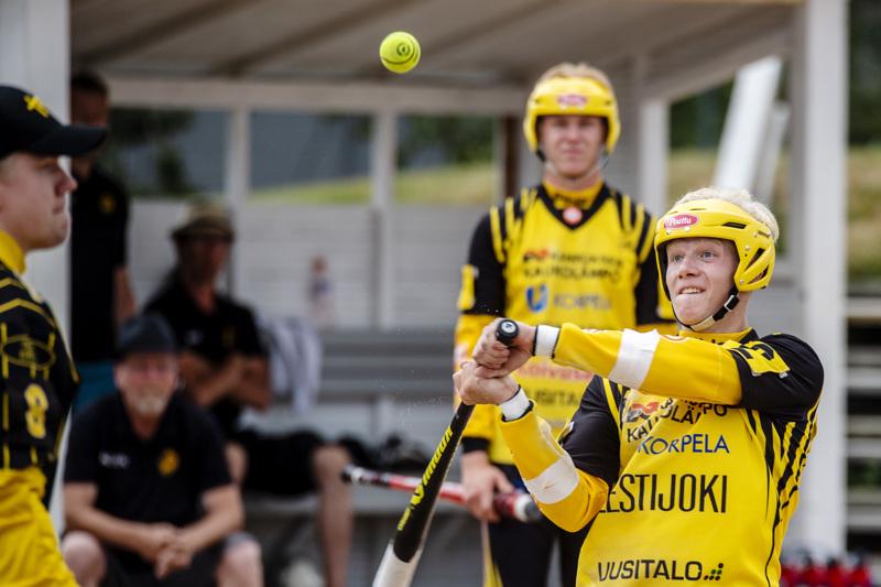 Severi Tikkakoski oli jälleen tehokkaana mailan varressa, eikä todellakaan ensi kertaa tällä kaudella.