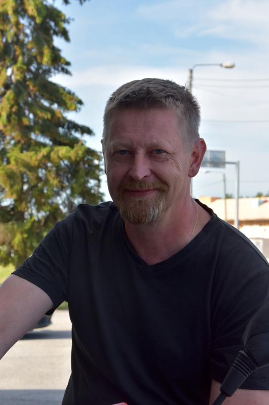 Markus Forslund, Himanka - Savusiika ja uudet perunat. Siihen kylkeen vielä raikas salaatti.