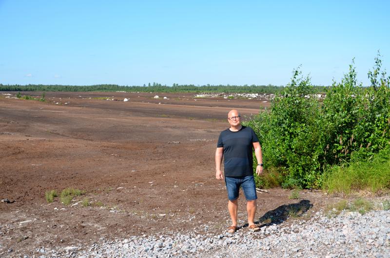 Tilaa on. Jos Tero Mäki-Asialan ja kumppaneiden suunnitelma toteutuu, Isonevan alueesta tulee paljon muutakin kuin wpd:n tuulipuisto: siitä tulee paikallisesti omistettu monipuolinen vihreän energian tuotantokeskittymä.