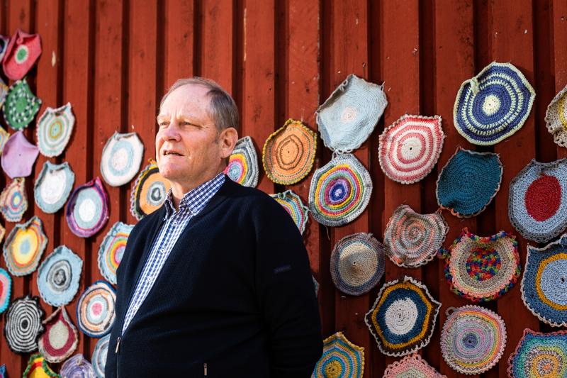 Sotahistorioitsija Lauri Hietaniemi piti alustuksen Ykspihlajan kulttuuriviikon tilaisuudessa.