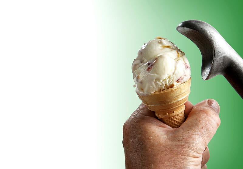 Kuvituskuvan jäätelö ei liity uutisen tapaukseen.