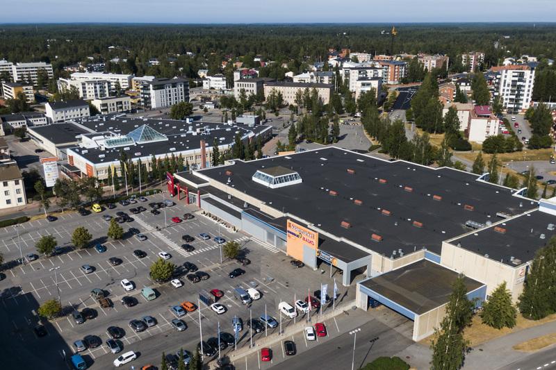 K-ryhmä tiedotti alkuvuoden tuloksesta. Arkistokuva Kokkolan K-Supermarketista.