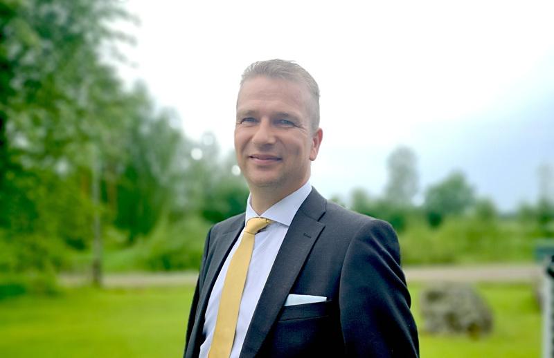 Marko Niemonen aloittaa Vetelin Energian uutena toimitusjohtajana.