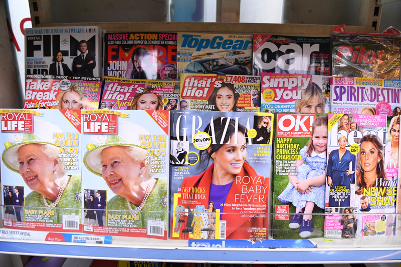 Jopa yksittäisen brittiläisen aikakauslehden tilaaminen Suomeen laukaisee nykyään kuluttajan hoidettavaksi uudenlaisen tullauskierteen.