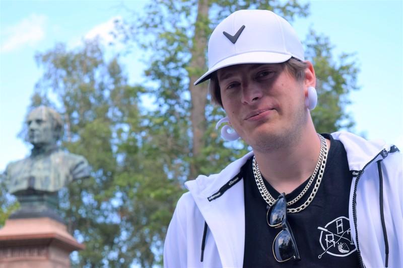 Kalle Keto uskoo saavuttavansa musiikilliset tavoitteensa.