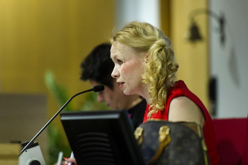 Sari Innanen (kesk.) on ollut viime vuodet myös Keski-Pohjanmaan sosiaali- ja terveyspalvelukuntayhtymä Soiten valtuuston puheenjohtaja.