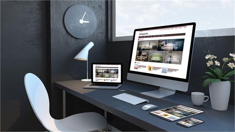Kauttamme niin toimiva tekninen ratkaisu kuin sisällötkin verkkosivuille.