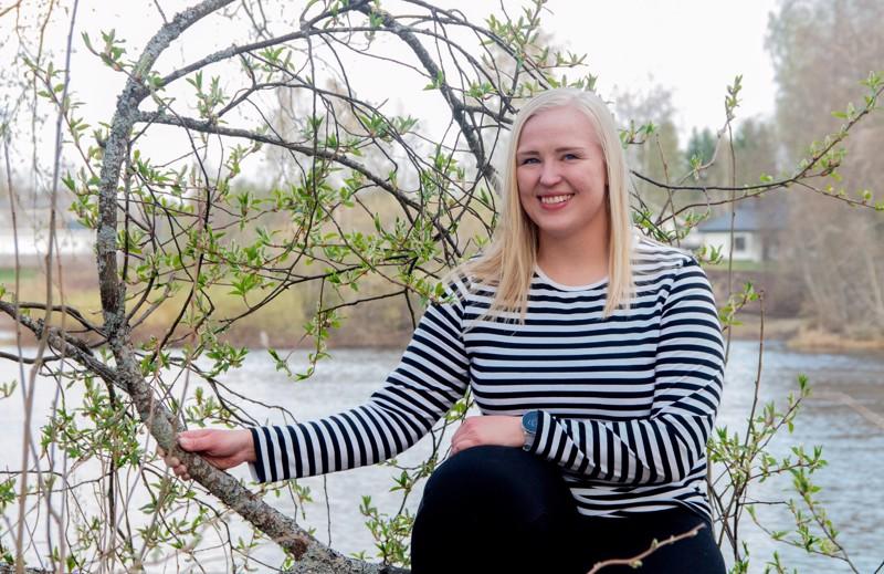 Oulaisten kaupunginhallituksen puheenjohtajaksi on nousemassa ensimmäistä kertaa nainen, 27-vuotias Marjut Lehtonen.