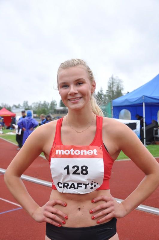 Kolme SM-kultaa voittanut Teresa Perttilä on juossut tänä kesänä ennätyksensä kaikilla matkoilla.