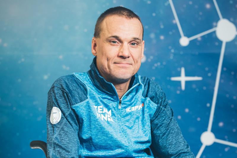 Teppo Polven kilpailu Tokion paralympialaisissa alkaa tiistaina kello 2.00 Suomen aikaan.