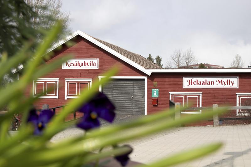 Helaalan myllyn vaiheet ovat kiintoisaa paikallishistoriaa.