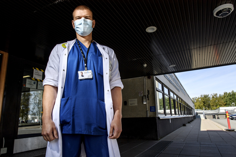 Infektiotaudeista vastaava lääkäri peruspalveluiden Kalliosta harmittelee varsinkin Sievissä syntynyttä rokotevastaisuutta.